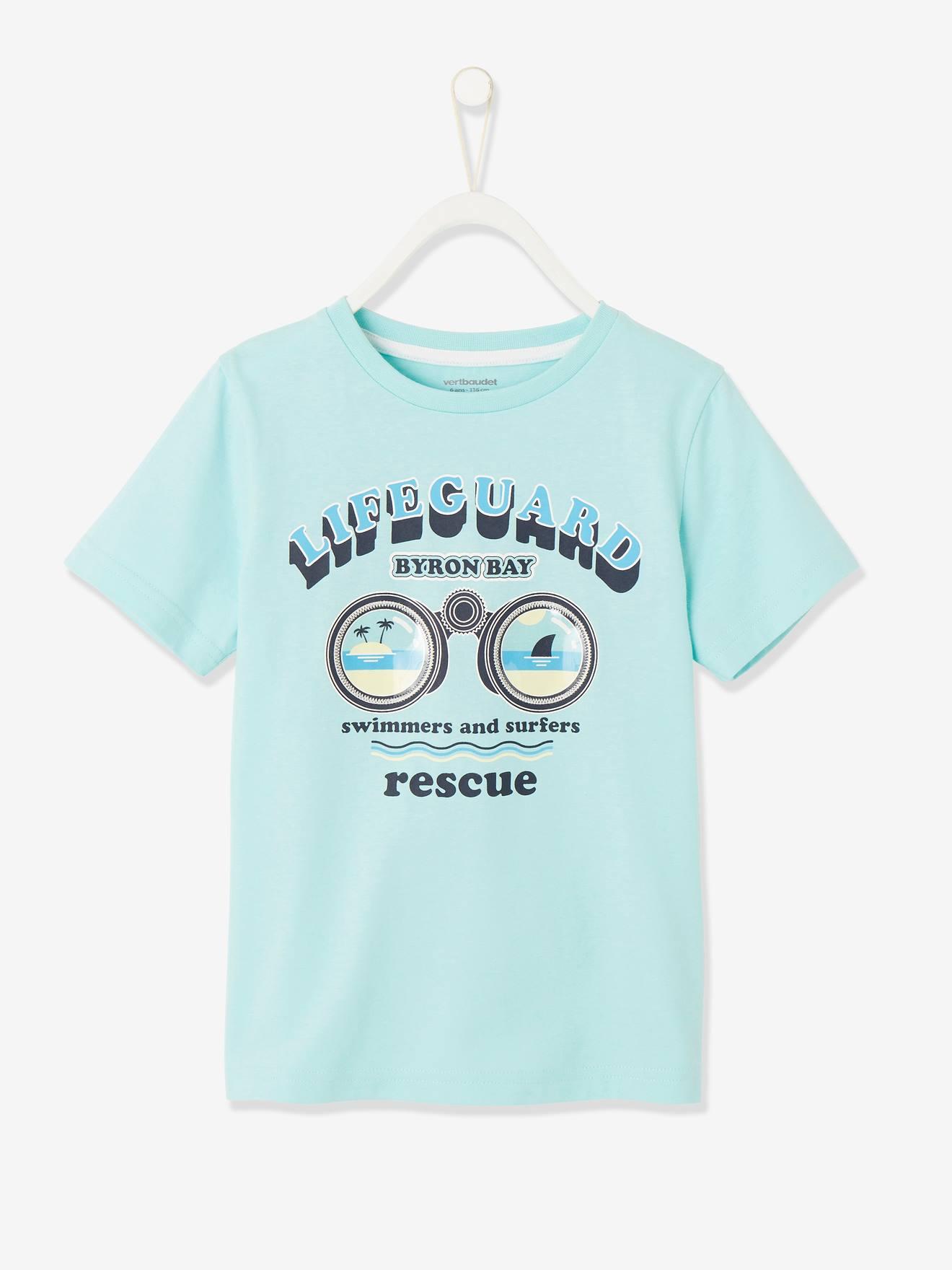 Aufschrift Vertbaudet Shirt f/ür Baby Jungen