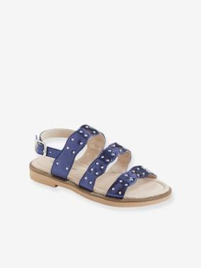 Mädchen Sandalen blau Gr. 27 von vertbaudet