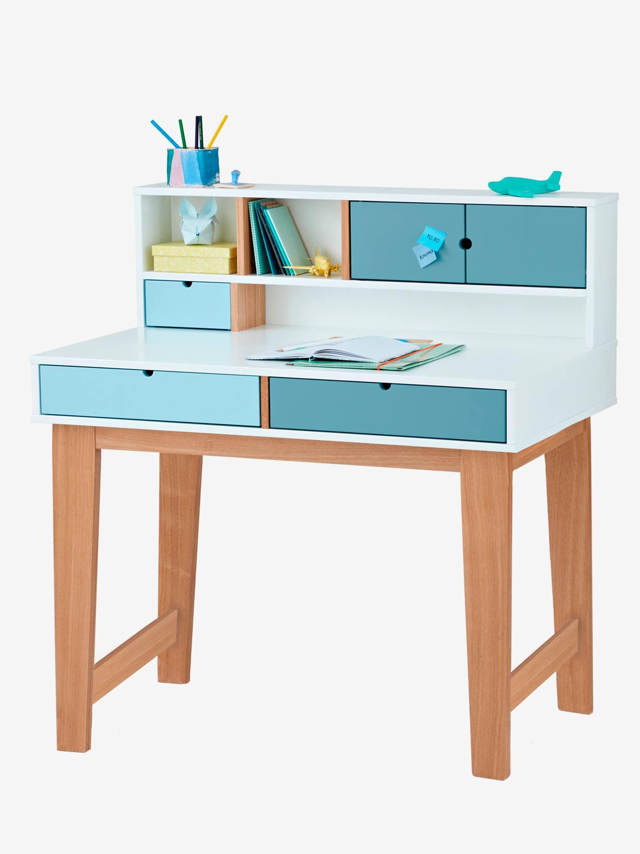 """Schreibtisch ,,Oslo"""", Vorschulkinder weiß von vertbaudet"""