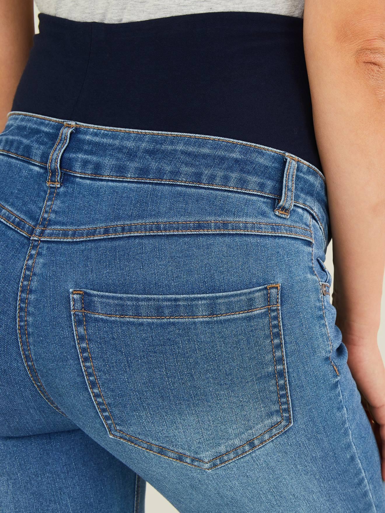 H/üftweite Slim Vertbaudet Slim-Fit-Jeans M/ädchen