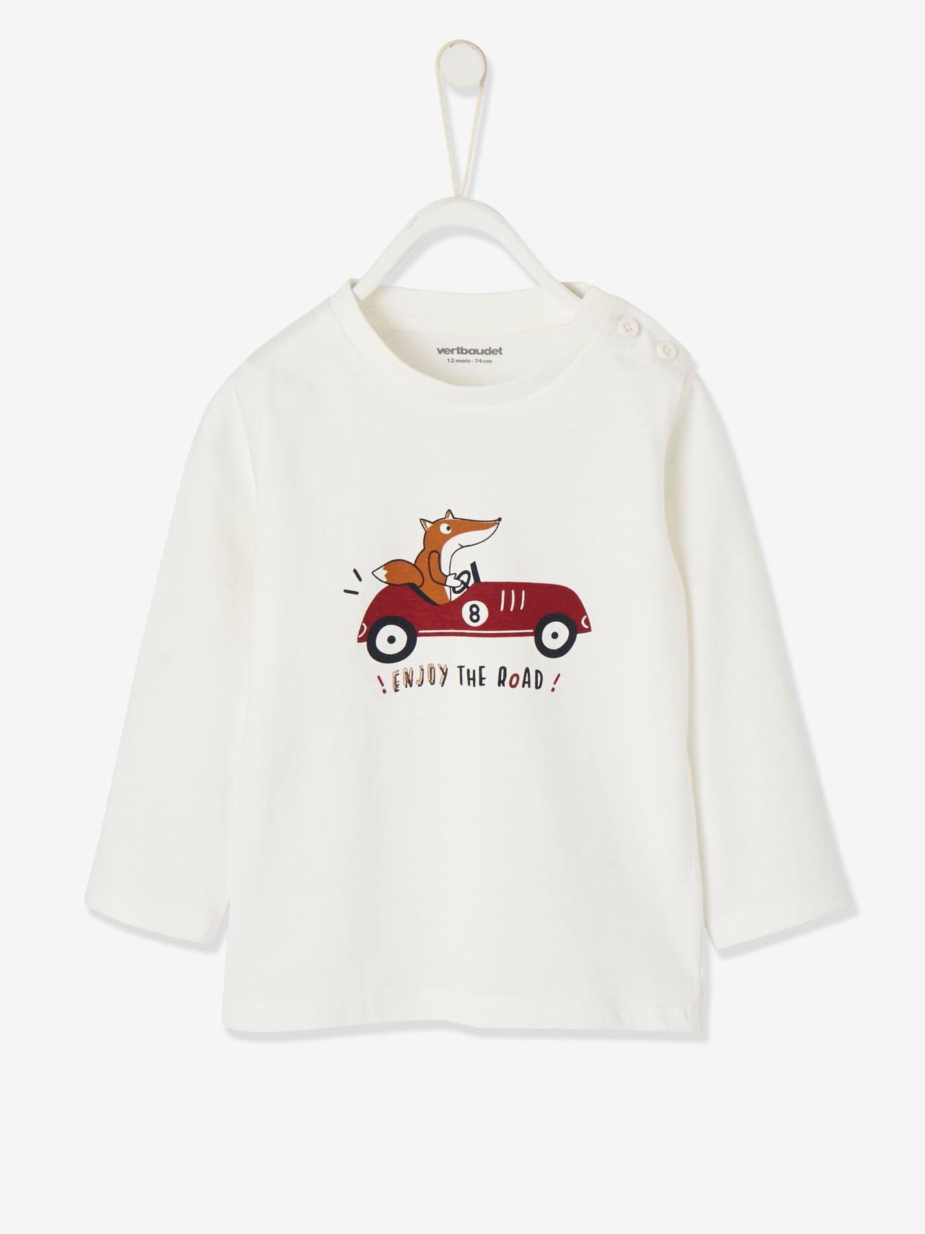 Vertbaudet M/ädchen Baby Shirt