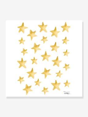 Kinderzimmer Wandsticker LILIPINSO goldene sterne