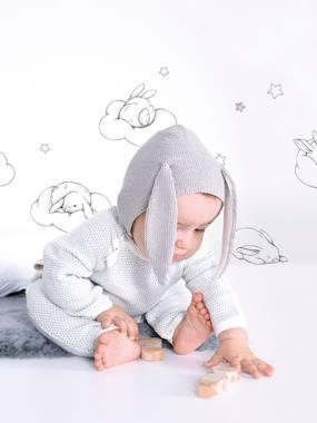 Kinderzimmer Wandsticker LILIPINSO weiß/schwarz hasen