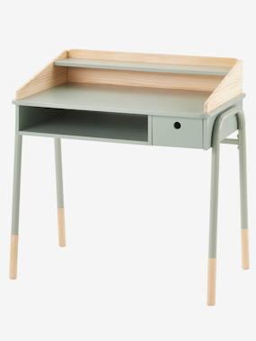 """Kinder Schreibtisch """"Amazonas"""" grün von vertbaudet"""