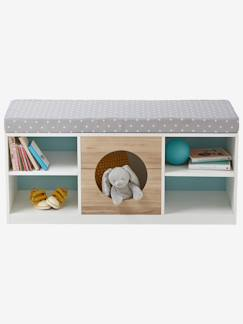 Aktion Schulstart-2-in-1-Sideboard für Kinder, Kinderbank