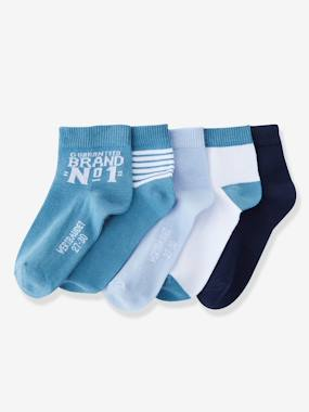vertbaudet-happy-price-5er-pack-sneaker-socken-pack-blaugrau-kinder-gr-19-22