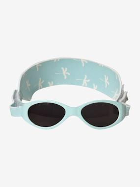 vertbaudet-baby-sonnenbrille-100-uv-schutz-einfarbig-hellgrun