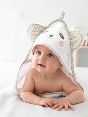 baby-badetuch-mit-waschhandschuh-tiere-hellweiss-einfarbig-app-gro-e-70x70-von-vertbaudet