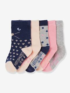 Babymode-Socken & Strumpfhosen-HAPPY PRICE 5er-Pack Babysocken
