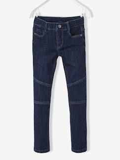 Jungenkleidung-Jeans-Jungen Slim-Fit, Superstretch