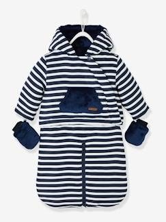 SALE bei vertbaudet-Babymode-Baby Overall/Ausfahrsack