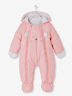 Babymode-Warmer Baby-Overall mit Fleecefutter