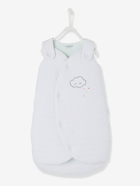 wholesale dealer 589cb 9cb04 Vertbaudet Bio-Kollektion: Frühchen-Schlafsack in weiß