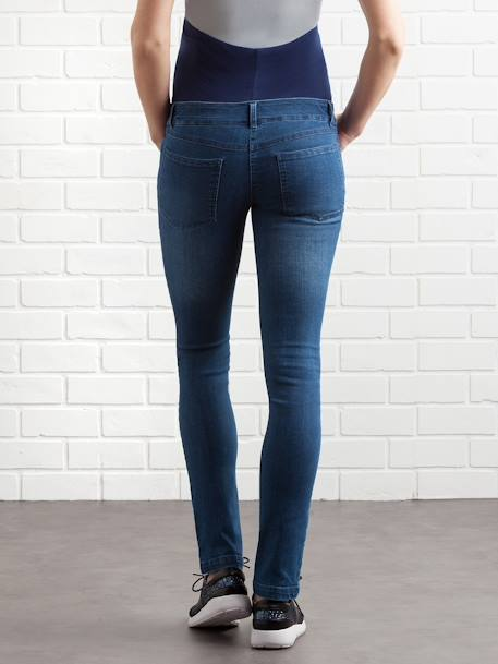 Umstands Slim-Fit-Jeans, Schrittl. 85 cm - black+blue stone+dark blue+grau+triple stone - 11