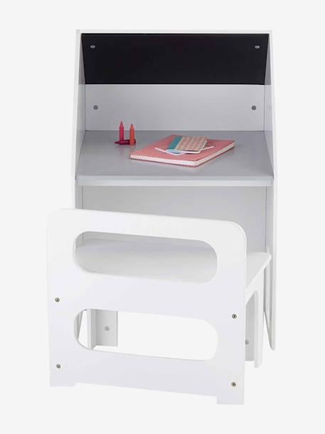 Vertbaudet Set Aus Schreibtisch Und Stuhl Für Kleinkinder