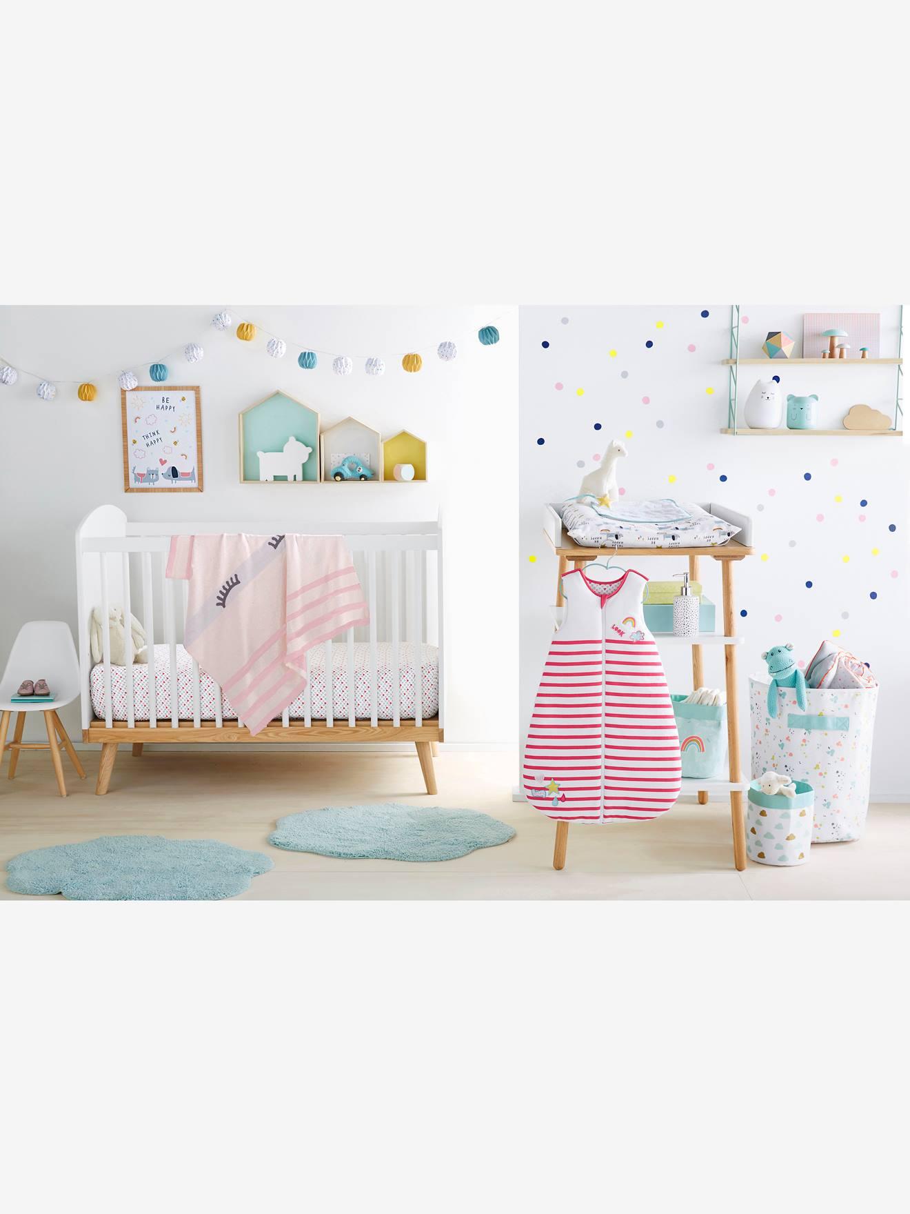 Vertbaudet Wandsticker für Kinderzimmer in mehrfarbig