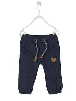 Babymode-Hosen & Jeans-Baby Jungen Thermohose, Fischgrätmuster