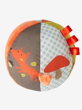 vertbaudet-activity-ball-fuchs-fur-kinder-mehrfarbig