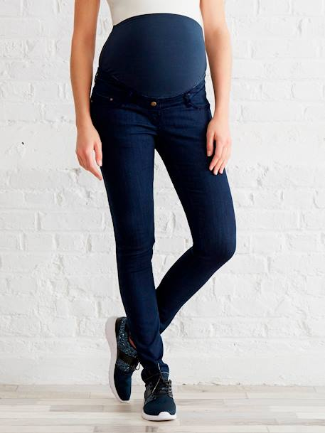Umstands Slim-Fit-Jeans, Schrittl. 85 cm - black+blue stone+dark blue+triple stone - 17