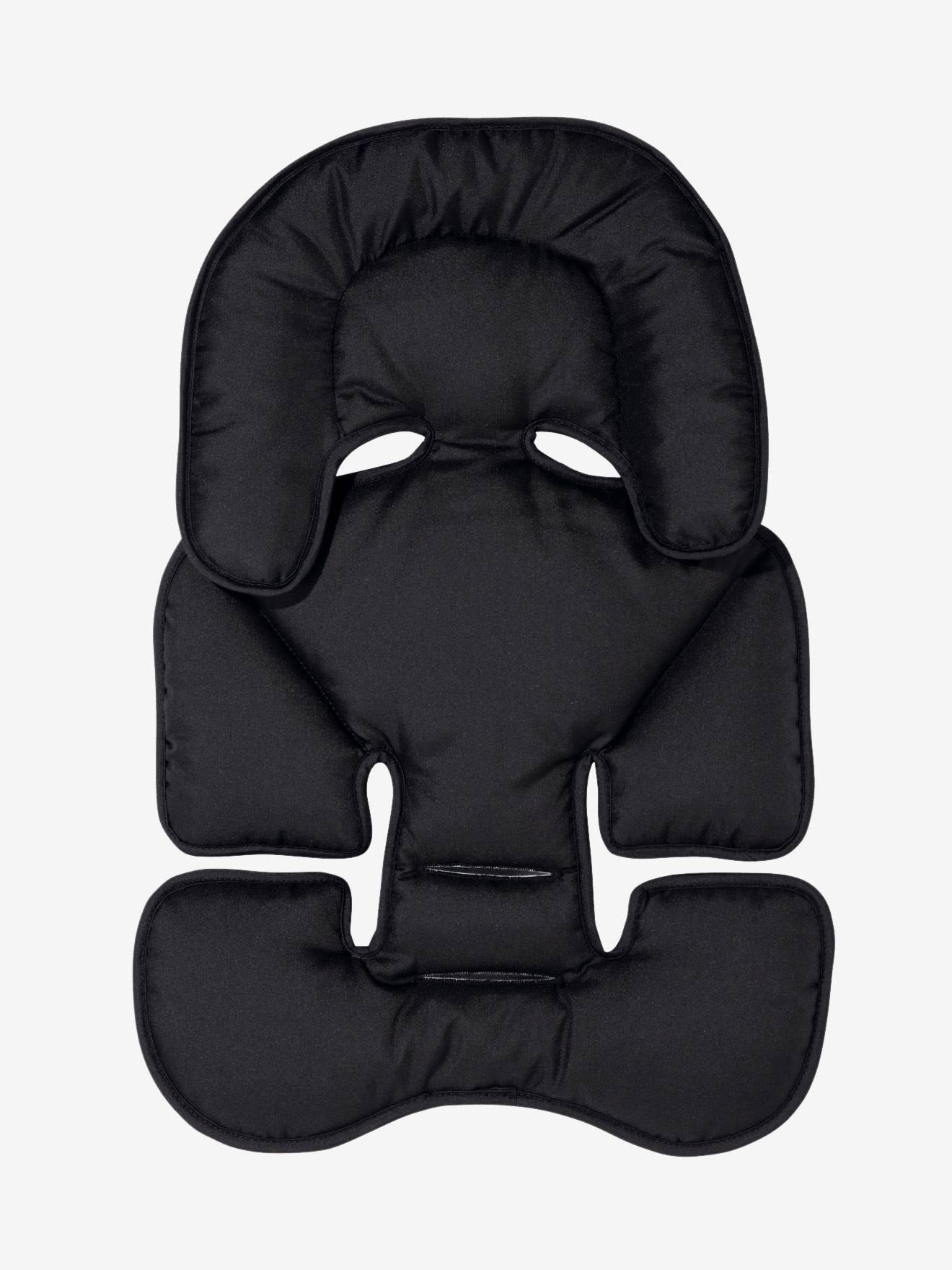 VERTBAUDET Buggy-Sitzverkleinerung für Neugeborene schwarz