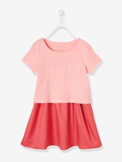 fb04fde66a750a Mädchen-Kleider 140 - bequem bei vertbaudet bestellen - vertbaudet