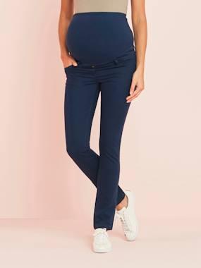vertbaudet-umstands-jeans-slim-fit-schrittlange-78-cm-einfarbig-dunkelblau-gr-32