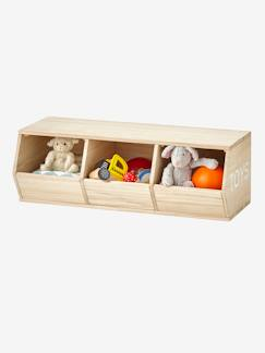 "Kindermode-Regal ""Toys"", 3 Boxen"