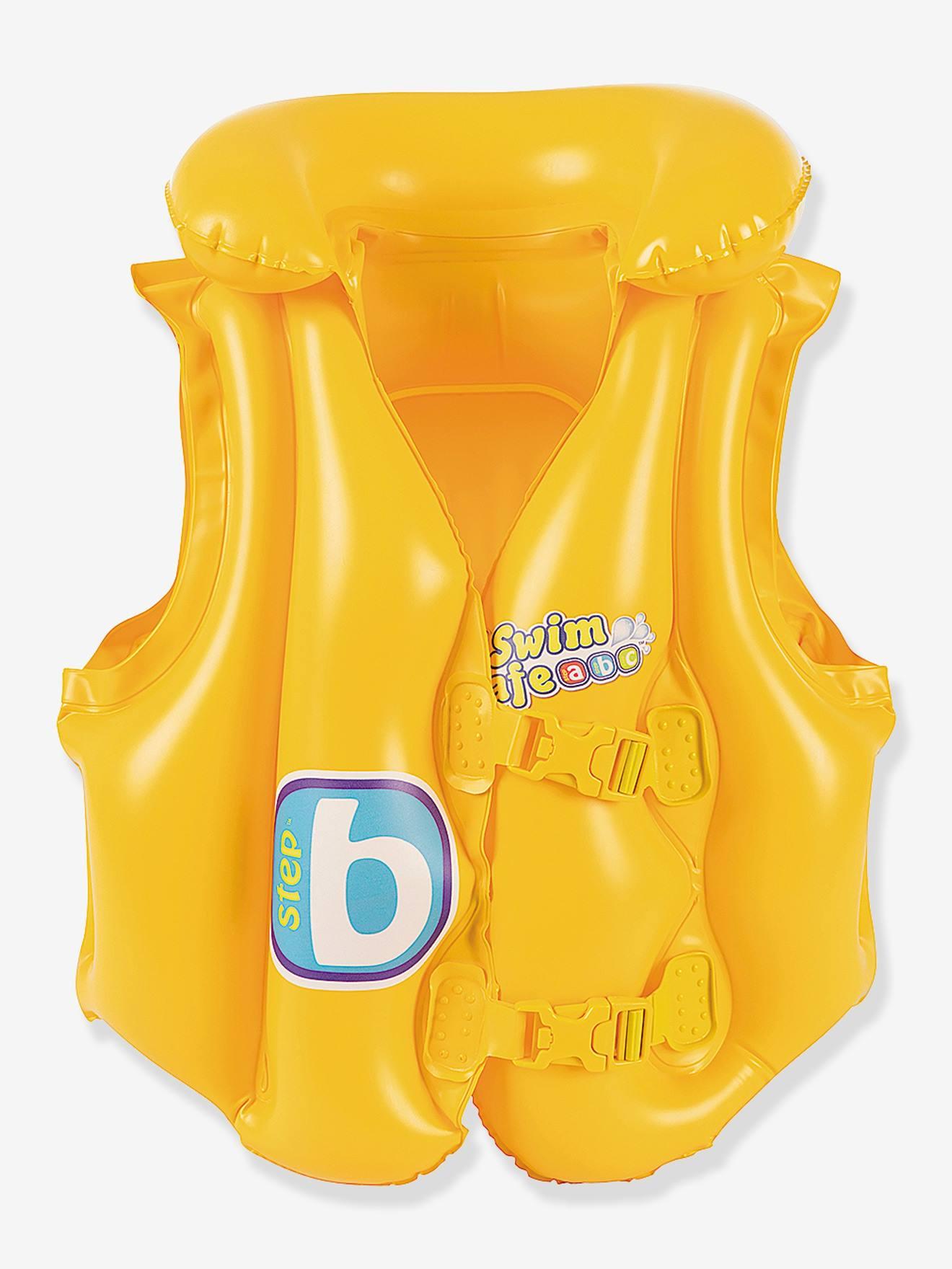 "WDK Schwimmlernweste ""Swin Safe"" Wdk, 18-30 kg gelb"