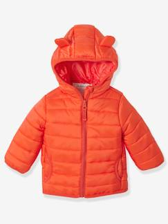 Winterjacken Baby-Baby Light-Steppjacke, Kapuze mit Ohren