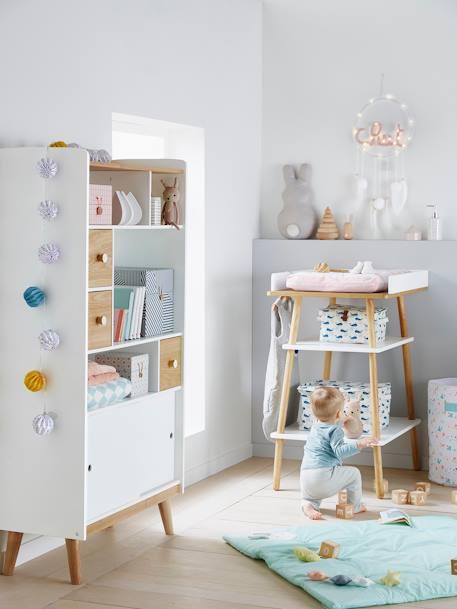 Vertbaudet Origami-Lichterkette für Kinderzimmer, Lichtergirlande in ...