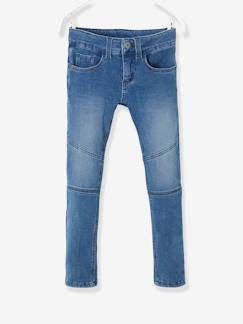 London Jungen-Jungen Slim-Fit-Jeans, Superstretch
