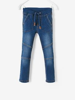 London Jungen-Jungen Slim-Fit-Jeans, Hüftweite REGULAR