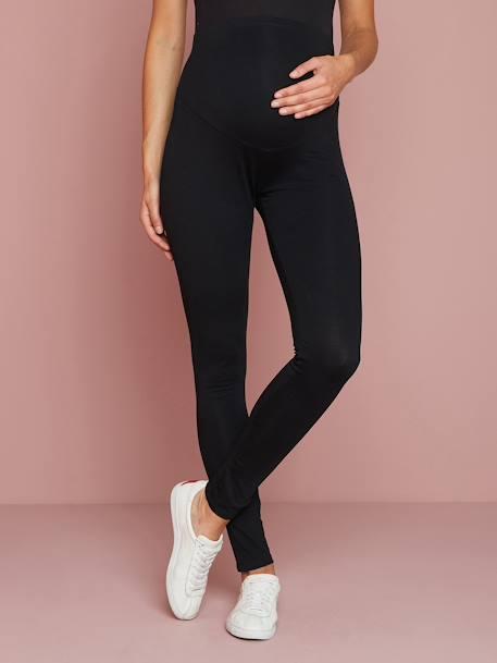 gesamte Sammlung echt kaufen beliebte Marke Vertbaudet Leggings für die Schwangerschaft in schwarz