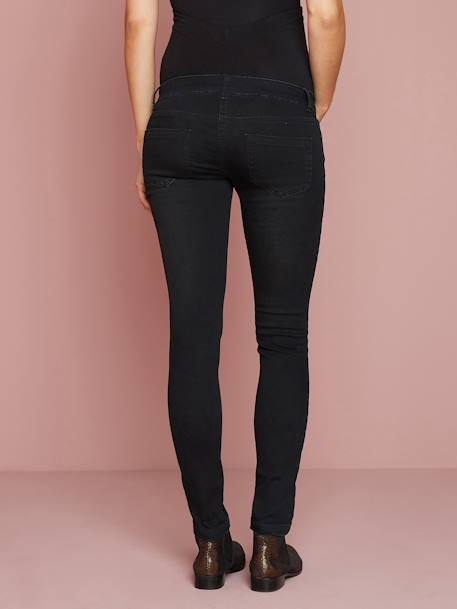 Umstands Slim-Fit-Jeans, Schrittl. 85 cm - black+blue stone+dark blue+grau+triple stone - 3
