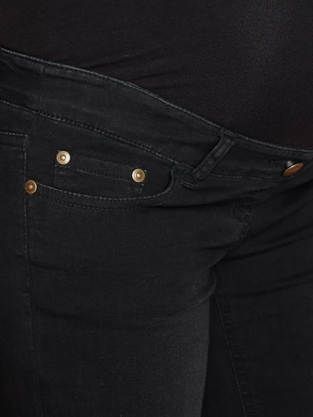 Umstands Slim-Fit-Jeans, Schrittl. 85 cm - black+blue stone+dark blue+triple stone - 5