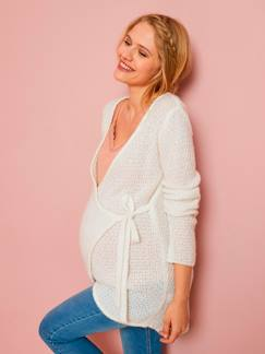 Umstands-Strickjacke, Homewear -  - [numero-image]
