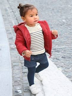 Trends-Baby-Set aus Sweatshirt und Jeans-Shorts