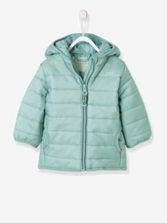 Jacken Aktion-Babymode-Baby Light-Steppjacke, Kapuze mit Ohren