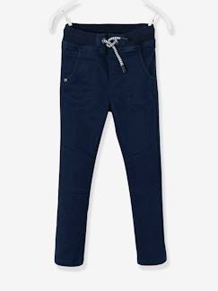 London Jungen-Jungen Slim-Fit-Hose, Hüftweite REGULAR