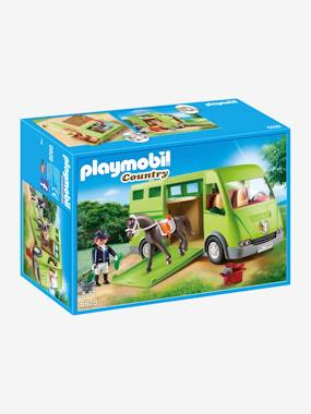 "Image of PLAYMOBIL® Country ""Pferdetransporter"""