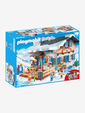 "Image of PLAYMOBIL® Family Fun ""Skihütte"""