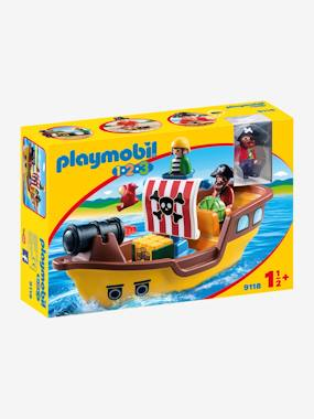 "Image of PLAYMOBIL® 1-2-3 ""Piratenschiff"""