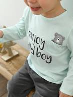 Baby Jungen T-Shirt, Applikation -  - [numero-image]