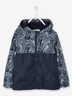 Sale-Boutique-Jungen-Windbreaker mit Print