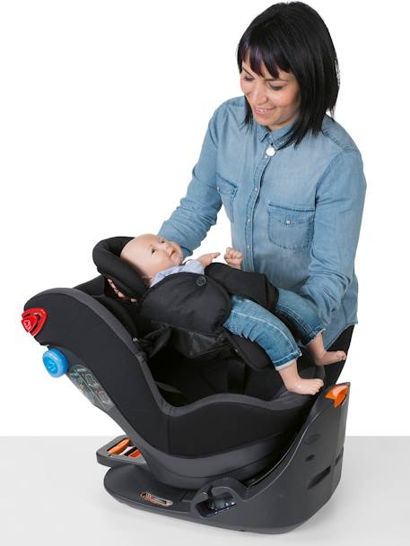 Kinder-Autositz ,,2easy' CHICCO, Gr. 0+/1 - jet black - 7