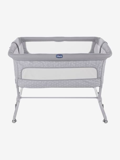 2-in-1-Babybett 'Next 2 Me Dream' CHICCO - grau+marine - 1