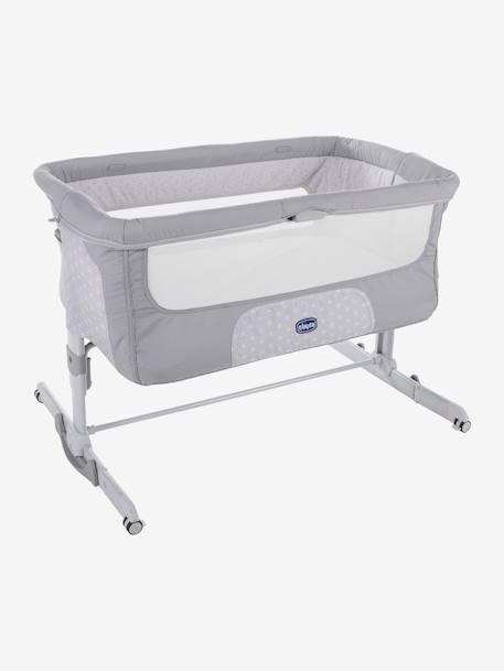 2-in-1-Babybett 'Next 2 Me Dream' CHICCO - grau+marine - 3