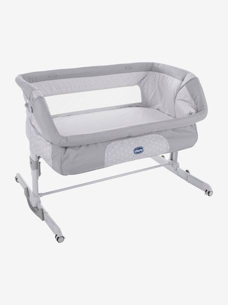 2-in-1-Babybett 'Next 2 Me Dream' CHICCO - grau+marine - 7