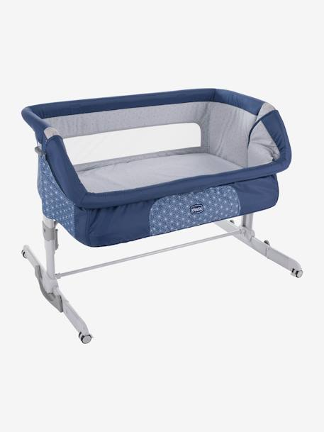 2-in-1-Babybett 'Next 2 Me Dream' CHICCO - grau+marine - 15