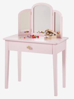 Tische schreibtische jetzt online kaufen vertbaudet for Kindertisch madchen